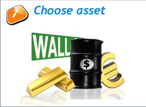 Choose asset